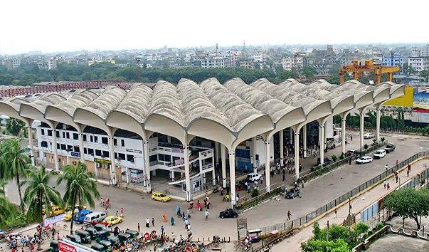 Вокзал Kamalapur