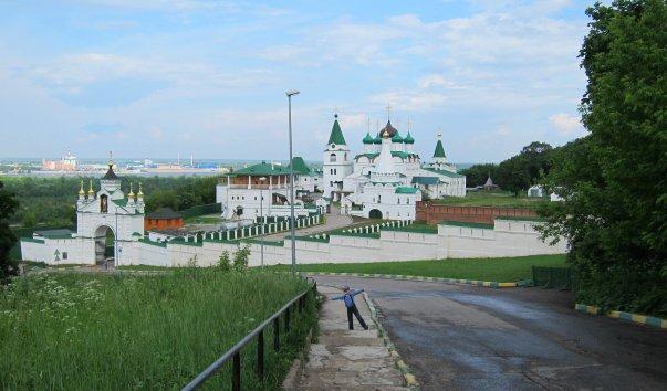 Вознесенский Печёрский мужской монастырь