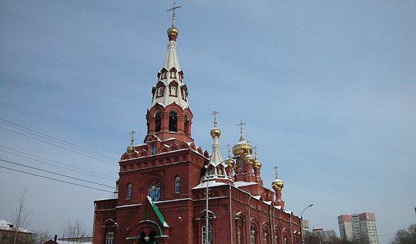 Вознесенско-Феодосьевская церковь