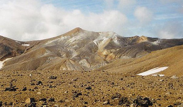 Вулкан Сноу