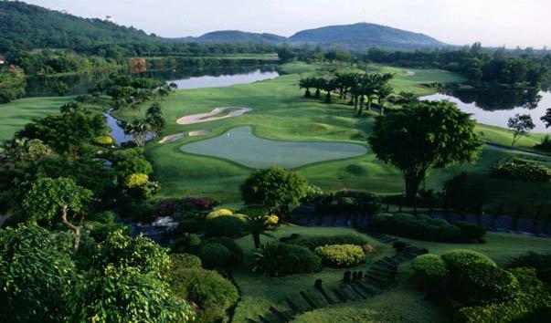 Загородный гольф-клуб Blue Canyon