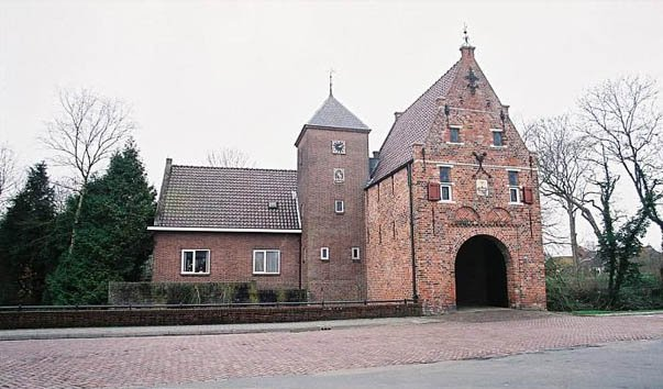 Замок Асингабург