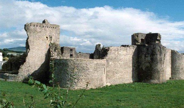 Замок Бэллимот