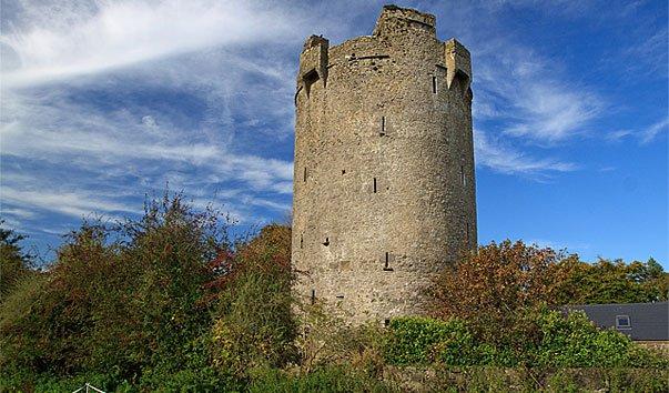 Замок Бэллинахо