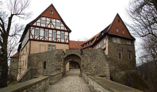 Замок Боденштайн