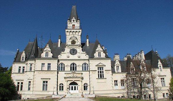 Замок Будмерице