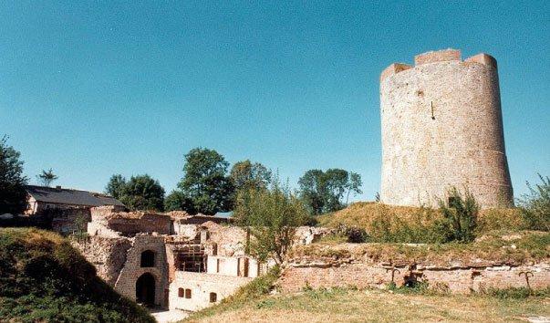 Замок де Гиз