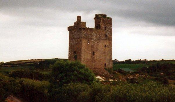 Замок Донован