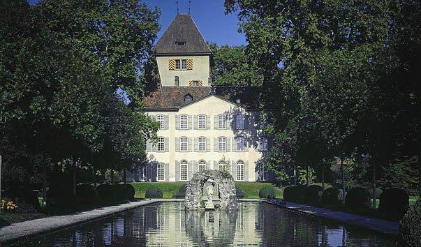 Замок Эгеншторф