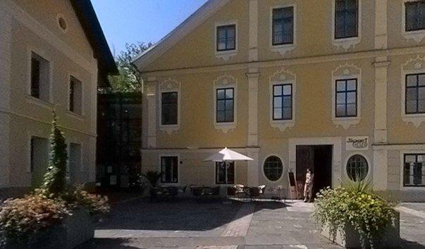 Замок Ferlach Buechsenmacher и Музей охоты