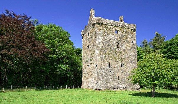 Замок Фертагар