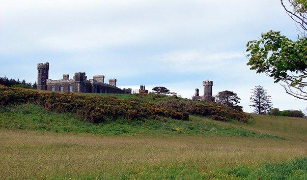Замок Фрек