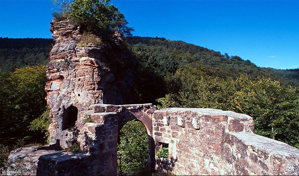 Замок Froensbourg