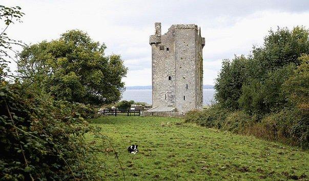 Замок Гленинах