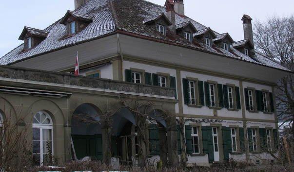 Замок Хабзтеттен