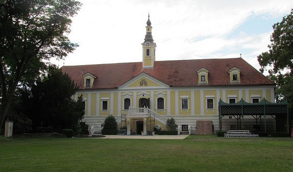 Замок Haindorf