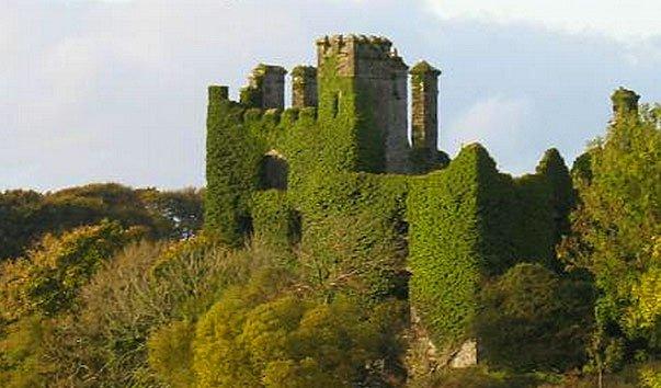 Замок Хэкетт