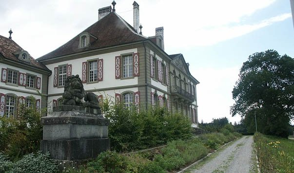 Замок Хинделбанк