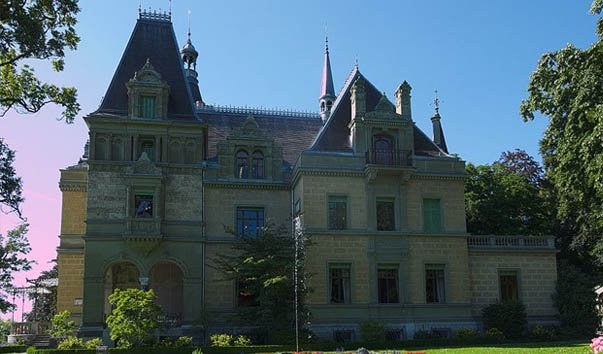 Замок Хюнегг