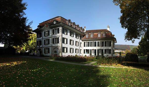 Замок Хюниген