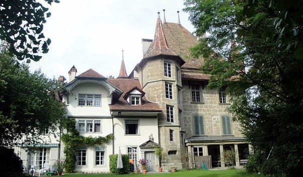 Замок Холлиген