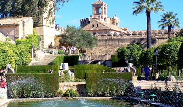 Замок христианских королей