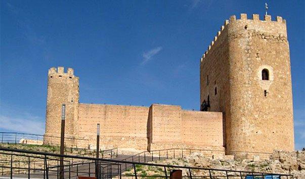Замок Хумилья