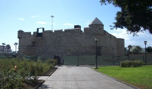 Замок Кастильо де ла Луз