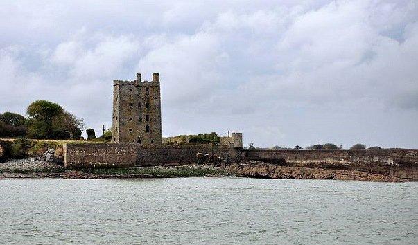 Замок Кэрригахолт