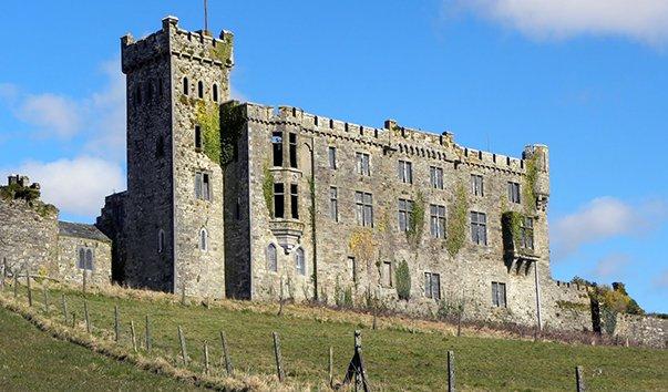 Замок Килбриттайн