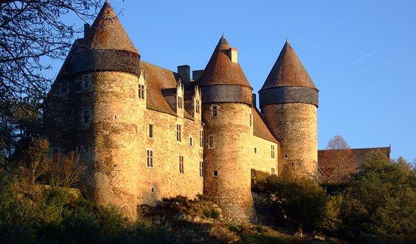 Замок Кюлан