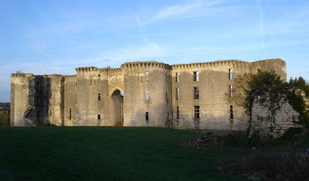Замок Ла-Ферте-Милон