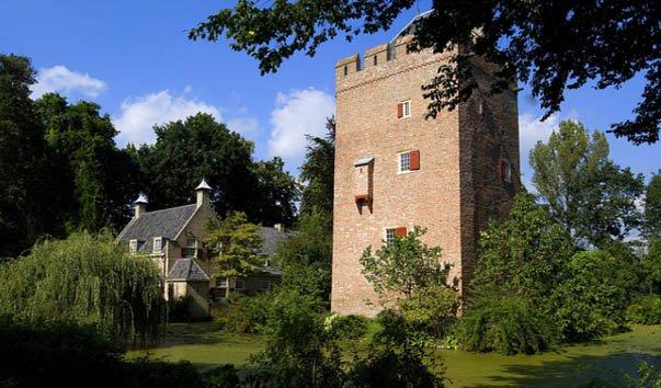 Замок Люненбург