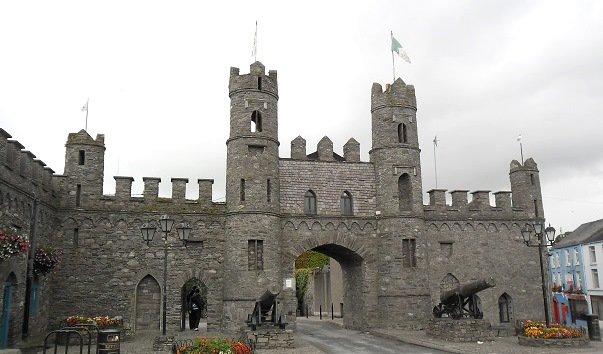 Замок Макрум
