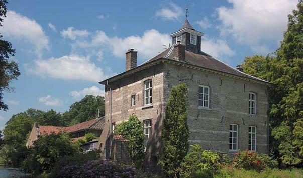 Замок Недерховен