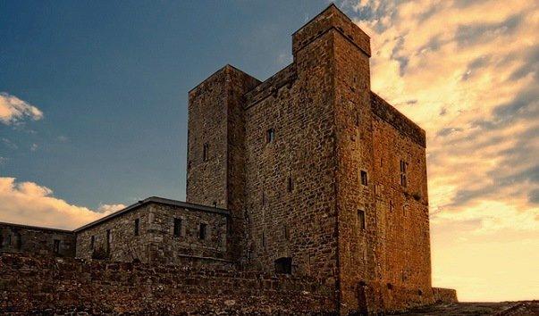 Замок Оранмор