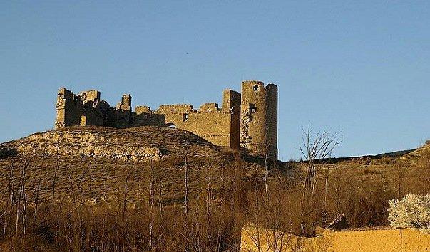 Замок Орнилос-де-Серрато