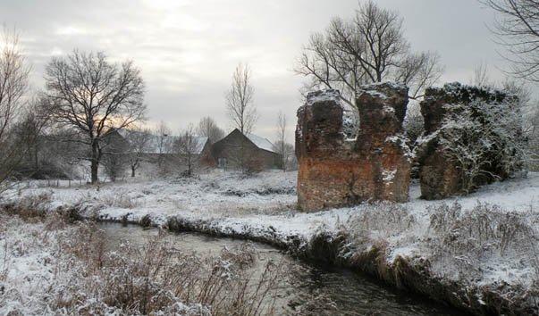 Замок Оудборгх