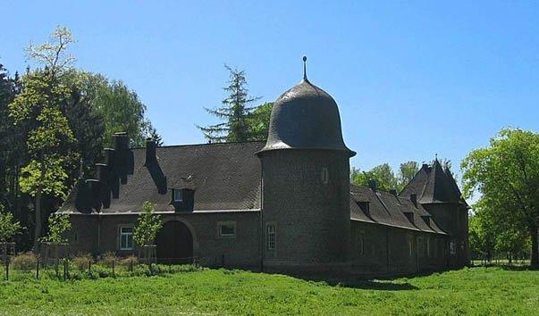 Замок Римбург