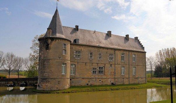 Замок Ривиерен