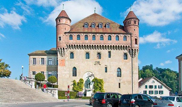 Замок Сен-Мэр