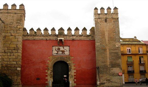 Замок Севильи