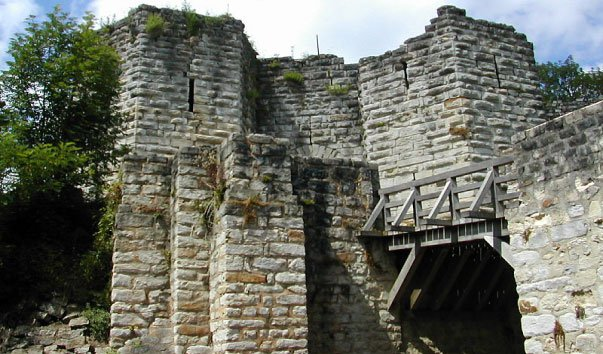Замок Шато-Тьерри