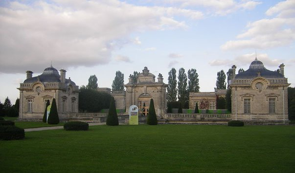 Замок Шато де Блеранкур