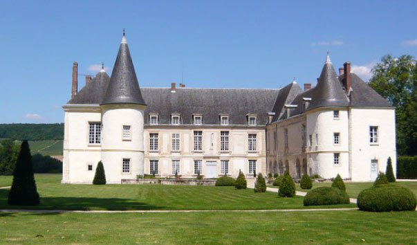 Замок Шато де Конде