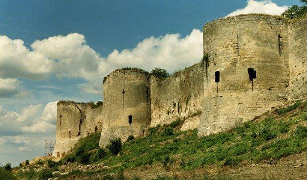 Замок Шато де Куси