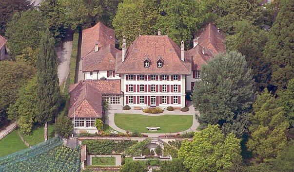 Замок Старый Герцензее