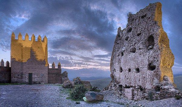 Замок Табернас