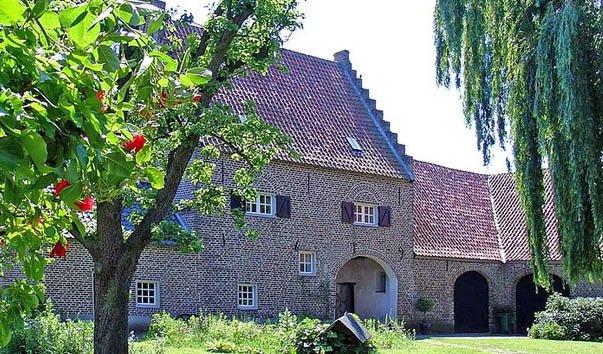 Замок Ван Мерло