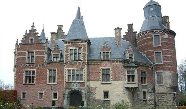 Замок ван Мхир